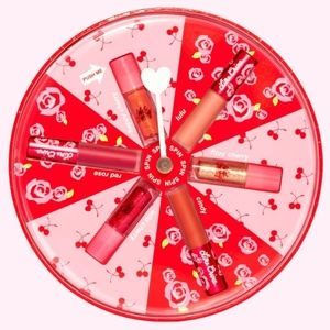 Lime Crime Spin The Dial Holiday Edition